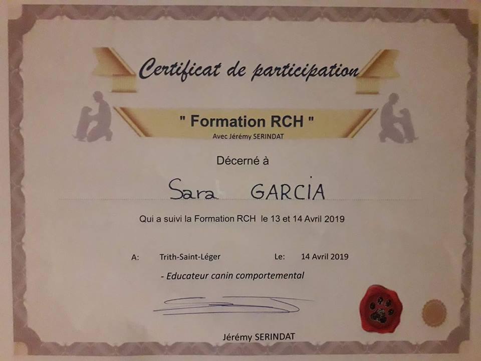 formation RCH